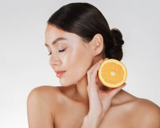 Nutrients for healthy skin, inner and outer part of the skin (part3)