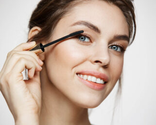 How to do less makeup and still look beautiful