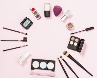How to arrange your cosmetic