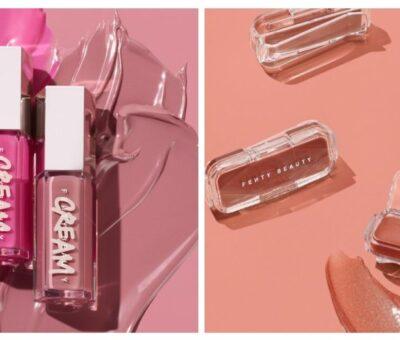 Rihanna's new plumping Fenty Beauty Gloss Bomb is finally out.