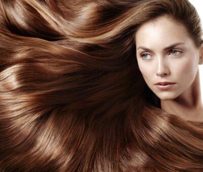 Healthy Hair in 5 Simple Steps