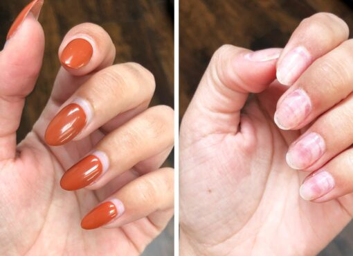 How to Remove Acrylics Without Hurting Your Natural Nails at Home