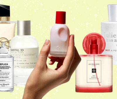 The relation between scent and emotions