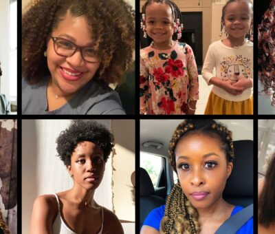 A Year into Quarantine, 8 Black Women Fell In Love with Their Hair
