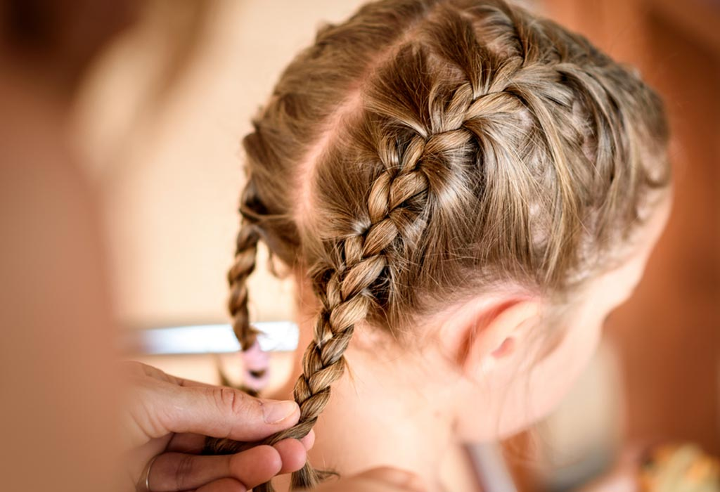 Cute hairstyles for your kids