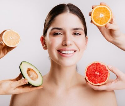 What fruits are good for women beautiful skin?
