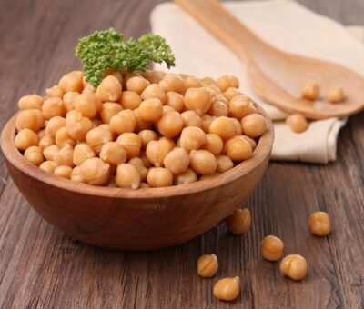What are the benefits of chickpea for immune system?