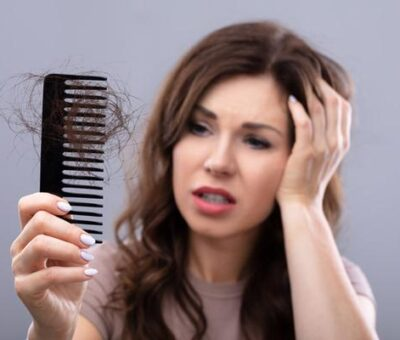 How to stop your hair fall?