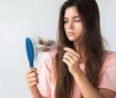 What are the main reasons for hair fall