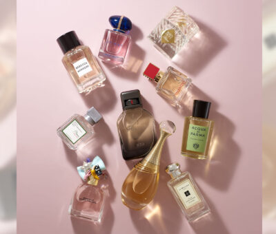 What challenges facing in producing fragrance in cosmetic industry